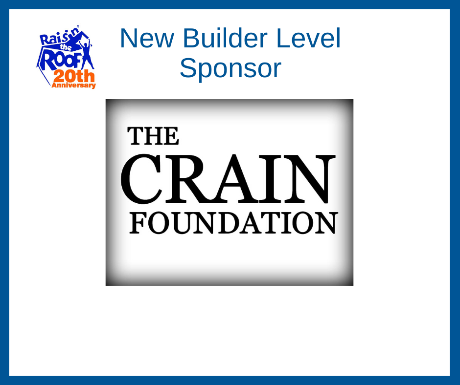 New Builder Level Sponsor 202