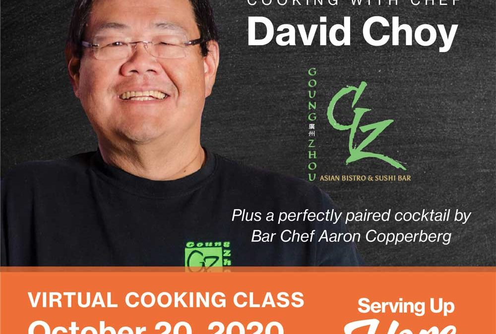 Serving Up Hope with David Choy